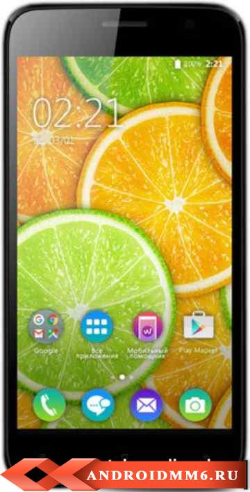 BQ-Mobile Fresh Azure BQS-5030