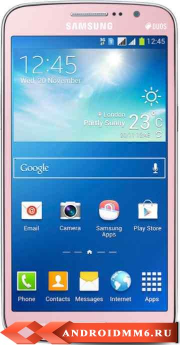 Смартфон Samsung Galaxy Grand 2 G7102
