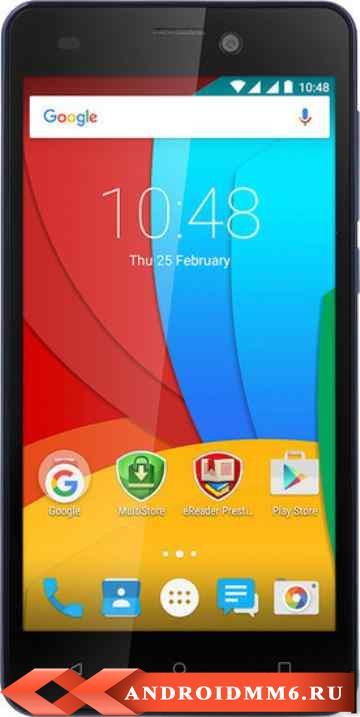 Prestigio Android 5.0 скачать