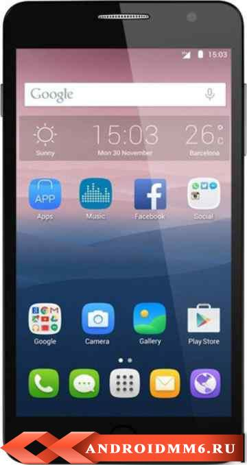 Alcatel One Touch Pop Star // 5022D