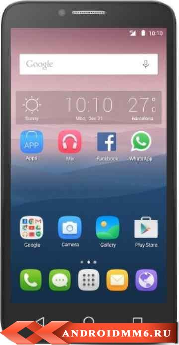 Alcatel One Touch POP 3 Leather 5054D