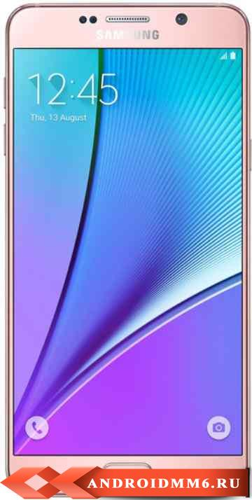 Смартфон Samsung Galaxy Note 5 128GB N920C