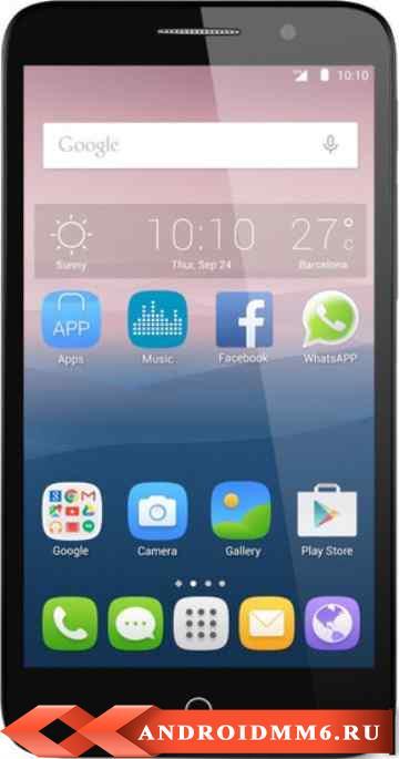 скачать прошивку на Alcatel One Touch Pop 3 5015d - фото 11