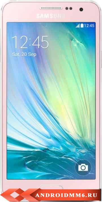 Смартфон Samsung Galaxy A3 Soft A300F/DS
