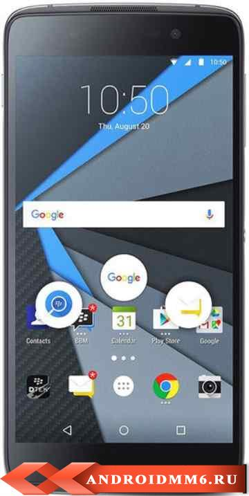 BlackBerry DTEK50 Black STH100-1