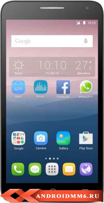 Alcatel One Touch POP 3 Leather 5025D