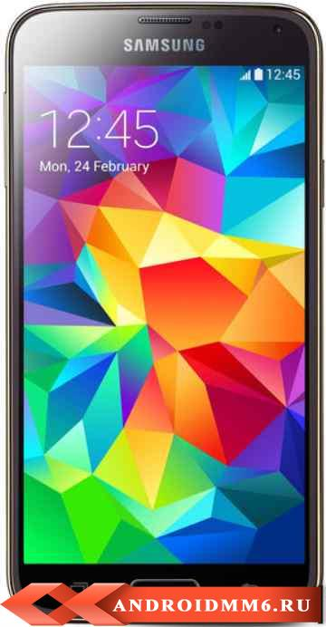 Samsung Galaxy S5 Duos 16GB Copper G900FD