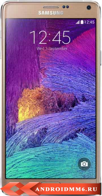 Samsung Galaxy Note 4 Bronze N910U