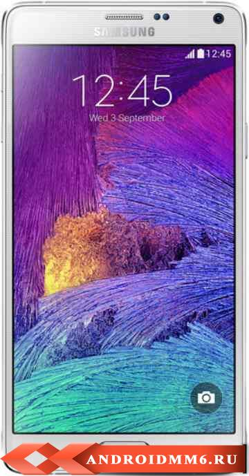 Смартфон Samsung Galaxy Note 4 Frosted N910U