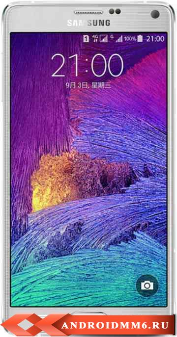 Samsung Galaxy Note 4 Duos Frosted N9100