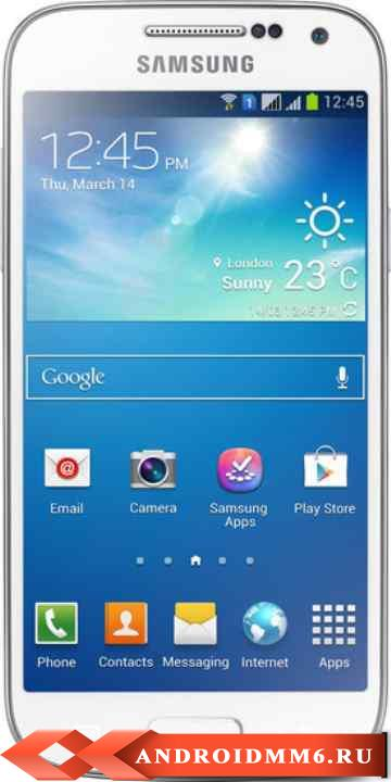 Samsung Galaxy S4 mini Duos Frost I9192
