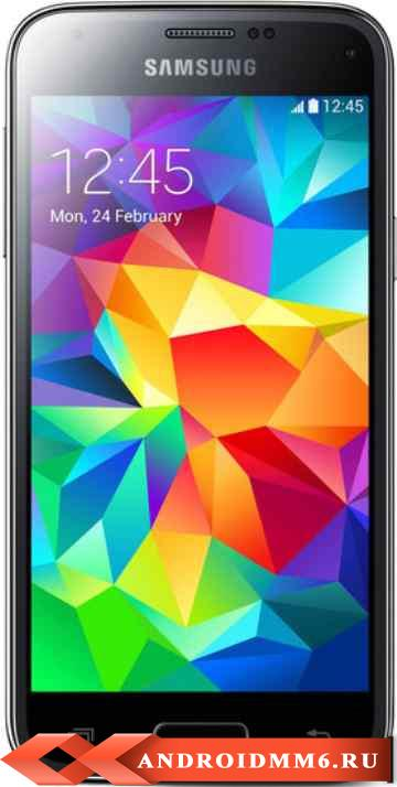 Samsung Galaxy S5 mini Charcoal G800H