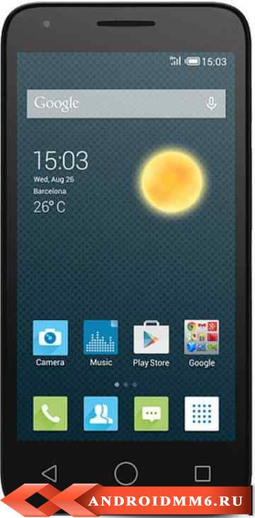 Alcatel OneTouch PIXI 3 (4.5) Metallic 4027D