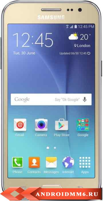 Samsung Galaxy J2 J200H/DS