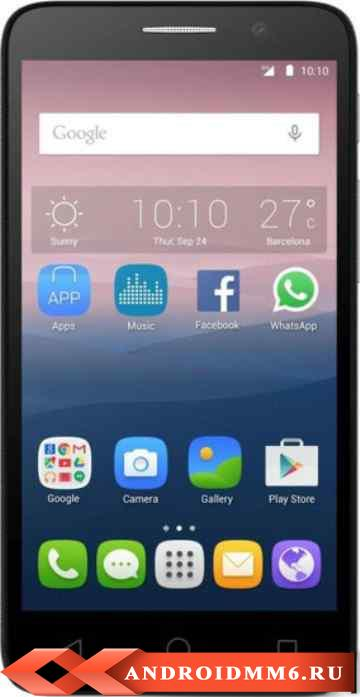 Alcatel OneTouch PIXI 3 (5) Leather 5015D