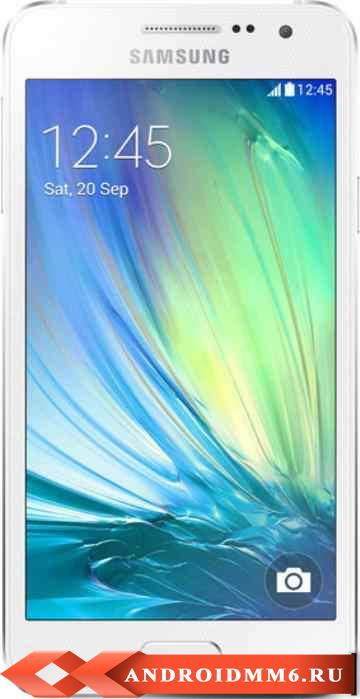Смартфон Samsung Galaxy A3 (A300F/DS)