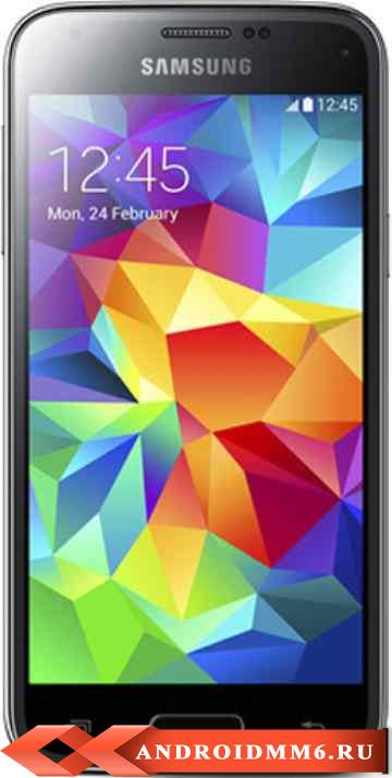 Samsung Galaxy S5 mini Duos Charcoal G800H/DS