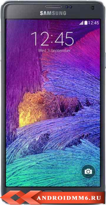 Samsung Galaxy Note 4 Charcoal N910S