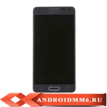 Samsung Galaxy Alpha Charcoal G850