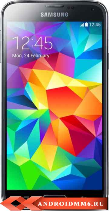Samsung Galaxy S5 Duos 16GB Charcoal G900FD