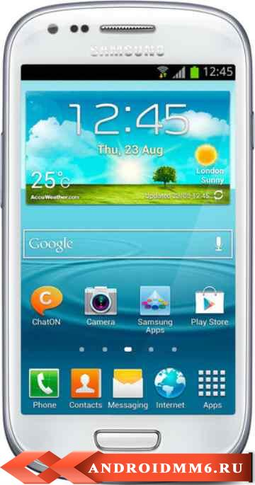 Смартфон Samsung Galaxy S III mini Value Edition (I8200)