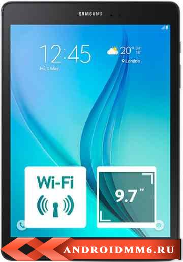 Планшет Samsung Galaxy Tab A 9.7 16GB Smoky (SM-T550)
