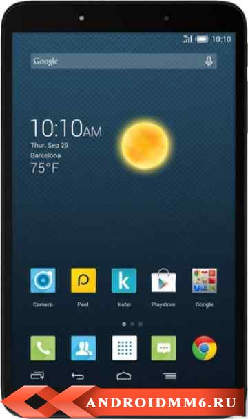 Alcatel OneTouch Hero 8 16GB LTE D820X