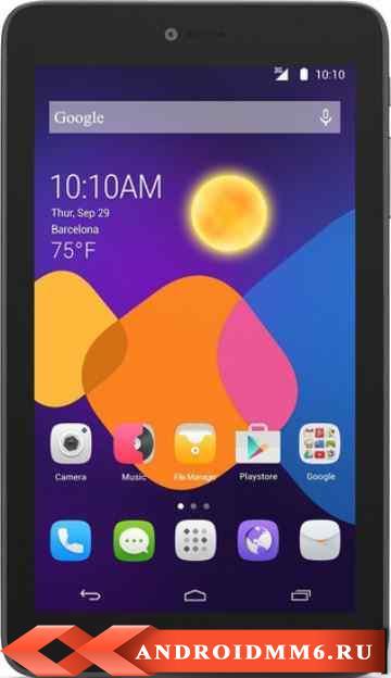 Скачать прошивку для планшета alcatel one touch pixi 9010x