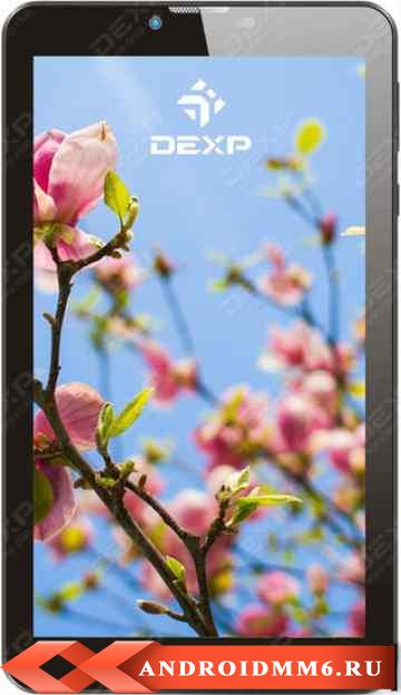 Планшет DEXP Ursus NS170 HIT QUAD 4GB 3G