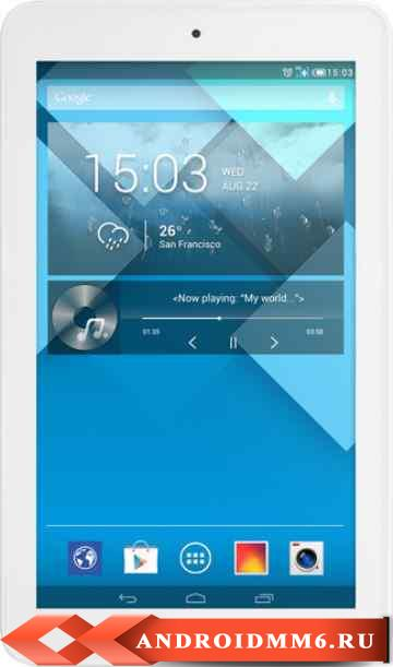 Alcatel OneTouch Pop 7 4GB 3G (P310X)