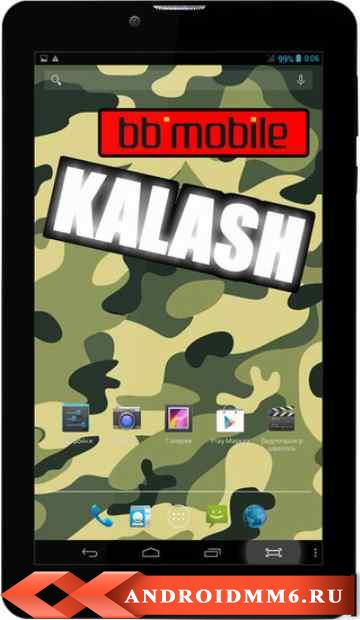 bb-mobile Techno 7.0 8GB 3G KALASH (TM759K)