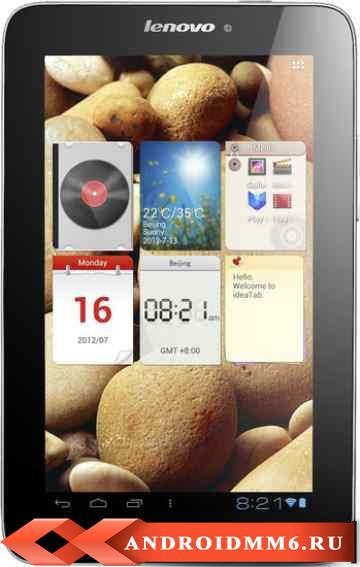 Планшет Lenovo IdeaTab A2107 4GB 3G (59349216)