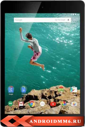 HTC Nexus 9 16GB Lunar