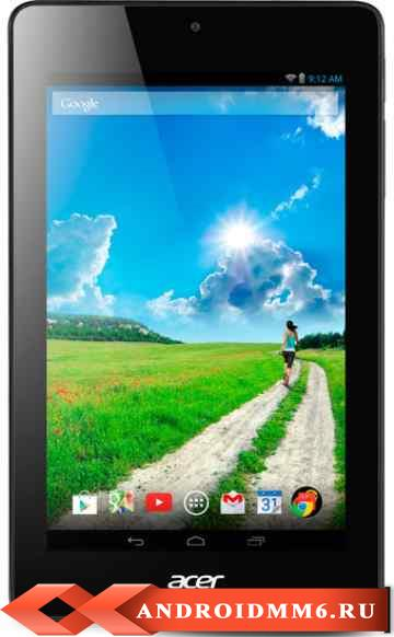 Планшет Acer Iconia One 7 B1-730HD 8GB (NT.L4XEE.003)