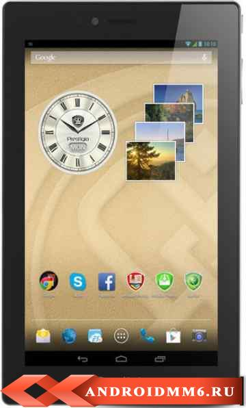 Prestigio MultiPad 4 Diamond 7.0 8GB 3G (PMP7070C3G_BK_CIS)