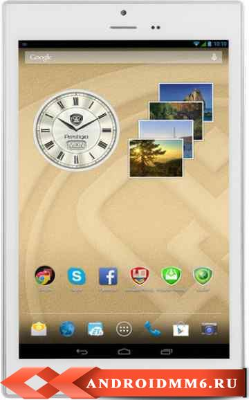 Планшет Prestigio MultiPad Color 7.0 16GB 3G (PMT5777_3G_D_WH)