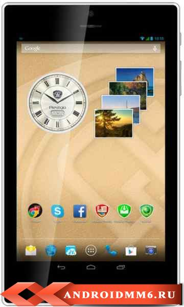 Планшет Prestigio MultiPad Color 7.0 16GB 3G (PMT5777_3G_D_VI)