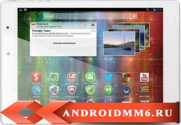 Prestigio MultiPad 4 Diamond 7.85 32GB 3G (PMP7079E3G_WH_QUAD)