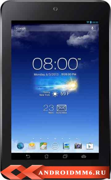 Скачать Андроид 6 0 Marshmallow для планшета ASUS MeMO Pad
