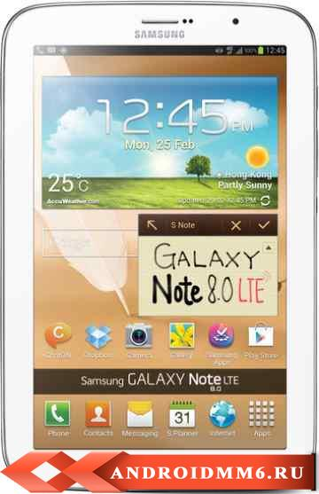 Samsung Galaxy Note 8.0 16GB LTE (GT-N5120)