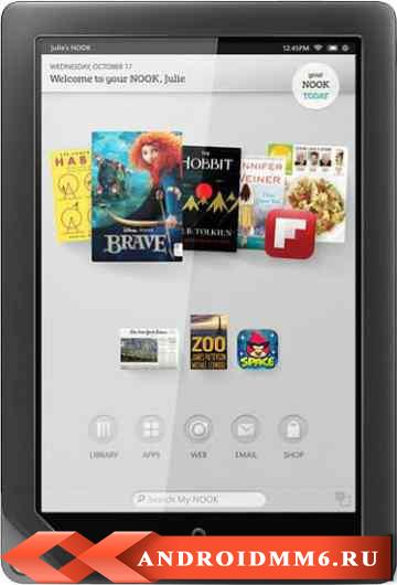 Barnes & Noble NOOK HD 16GB