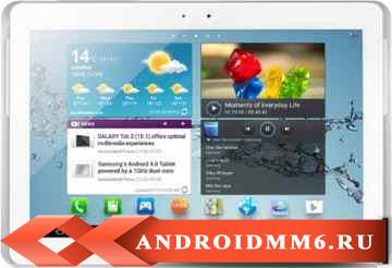 Планшет Samsung Galaxy Tab 2 10.1 16GB Pure (GT-P5110)